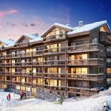 Ski-In Ski-Out Apartments For Sale In Courchevel 1650