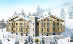 Ski Chalets For Sale In La Tania, Three Valleys