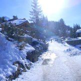 Prime Slope Side Ski Apartments For Sale In Meribel