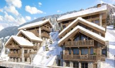 Bespoke Ski Apartments For Sale In Meribel