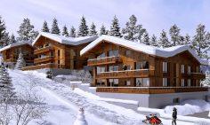 Ski Apartments For Sale In Combloux