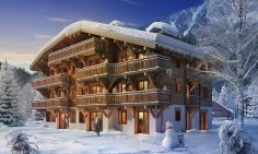 Ski Apartments For Sale In Chamonix, 300M From The Ski Lift
