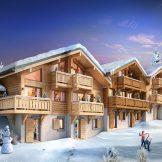Residential Ski Apartments For Sale In Samoens