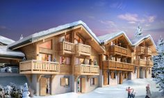 Residential Ski Apartments For Sale In Samoens