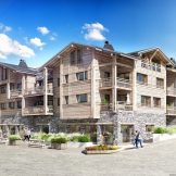 Ski Apartments For Sale In Les Gets, French Alps