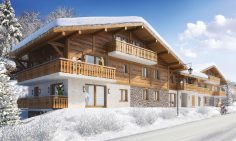 Apartments For Sale In Les Gets, 150M From The Ski Lift