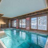 Five Bedroom Ski Chalet for Sale In Megeve