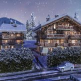 Prime Location Ski Apartments For Sale In Megeve