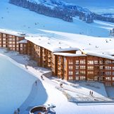 Three Bedroom Leaseback Apartments For Sale In Les Arcs, Edenarc 1800