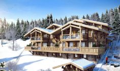 Duplex Ski Apartments For Sale In Les Gets