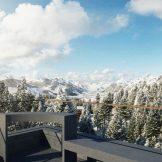 Three Bedroom Ski Apartments For Sale In Crans Montana, Switzerland