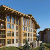 Four Bedroom Apartments For Sale In Les Arcs, Edenarc 1800
