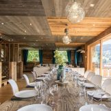 Five Bedroom Ski-in Ski-out Chalet For Sale In Les Gets