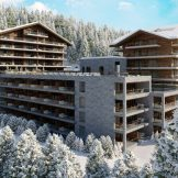 Five Bedroom Ski Apartments For Sale In Crans Montana, Switzerland