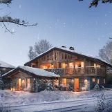 Ski Apartments For Sale In Megeve, French Alps