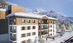 Two Bedroom Ski Residences For Sale In Chamonix