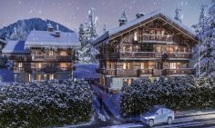 Well Appointed Ski Apartments For Sale In Megeve