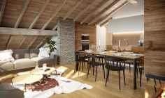 Three Bedroom Ski Residences For Sale In Alpe d'Huez