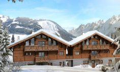 Ski-In, Ski-Out Chalets And Apartments For Sale In Chatel
