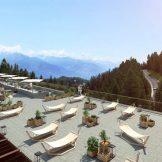Five Bedroom Ski Apartments For Sale In Six Senses, Crans Montana, Switzerland