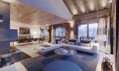 Ski-In, Ski-Out Apartments For Sale In Meribel