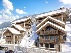 Bespoke Ski Apartments For Sale In Meribel | Skiing ...