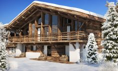 New Build Ski Apartments For Sale In Praz Sur Arly