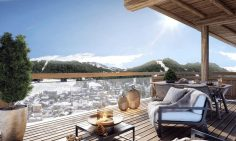 Apartments For Sale In Les Gets, With Stunning Views