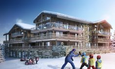 Ski-in Ski-out Apartments For Sale In Les Gets