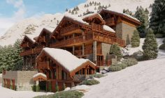 Ski Apartments In Bettex, Les Menuires, Three Valleys