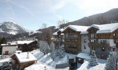 Fourteen Luxurious Ski Apartments For Sale In Courchevel