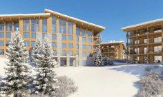 Ski Apartments For Sale In Les Arcs, Edenarc 1800