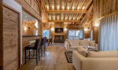 Five Bedroom Ski Chalet for Sale In Megeve