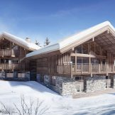 Two Prime Location Ski Chalets For Sale Meribel