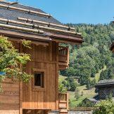 Two Ski Chalets For Sale In Meribel Les Allues, French Alps