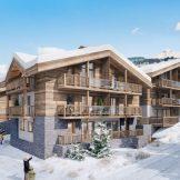 Five Bedroom Ski Chalets For Sale in Les Gets