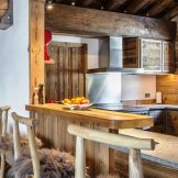 Ski Apartments For Sale In Val d'Isere With Views of La Face
