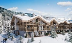 New Build Ski Chalets For Sale in Les Gets