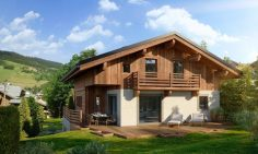 Prime Location Ski Chalet For Sale In Megeve
