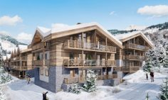 Five Bedroom Ski Chalets For Sale in Les Gets