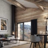 Ski Apartments For Sale In Les Perrieres, Les Gets