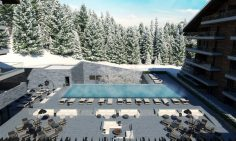 Five Bedroom Ski Apartments For Sale In Six Senses, Crans Montana, Switzerland