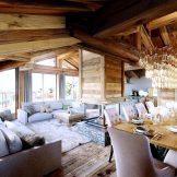 Six Bedroom Ski Chalets For Sale In Saint Martin de Belleville