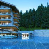 Three Bedroom Ski Apartments For Sale In Six Senses, Crans Montana, Switzerland