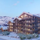 Mountain View Apartments For Sale In Meribel