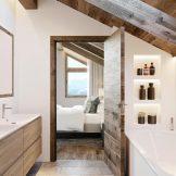 Four Bedroom Ski Apartment For Sale In Meribel