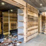 Five Bedroom Ski-in Ski-out Chalet For Sale In Les Gets