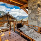 Six Bedroom Ski Chalet For Sale In Chatel