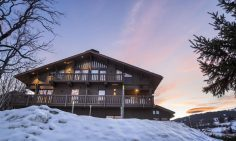 Ski-In, Ski-Out Chalet For Sale In Megeve