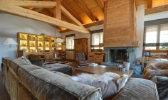 Luxurious Chalet For Sale In ​​Les Tisanes, Verbier